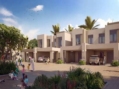 تاون هاوس 2 غرفة نوم للبيع في تاون سكوير، دبي - 3 Bed plus Maids Room | Q3 2019 | No Commission