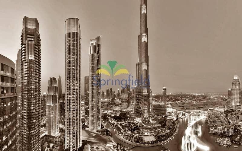 2 In the heart of Dubai Opera | Glamorous Living