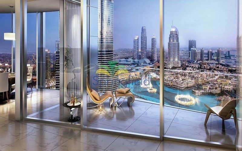 In the heart of Dubai Opera | Glamorous Living