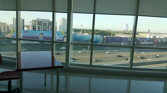 مکتب  للايجار في البرشاء، دبي - Furnished and Ready to Move Offices for Rent in Al Barsha Dubai