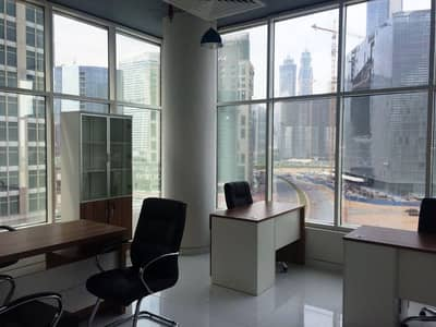 Office for Rent in Business Bay, Dubai - Fully Furnished Office for Rent in Dubai