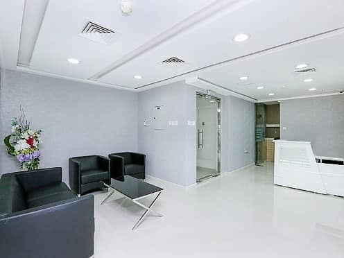 10 Furnished and Ready to Move Offices for Rent in Al Barsha Dubai