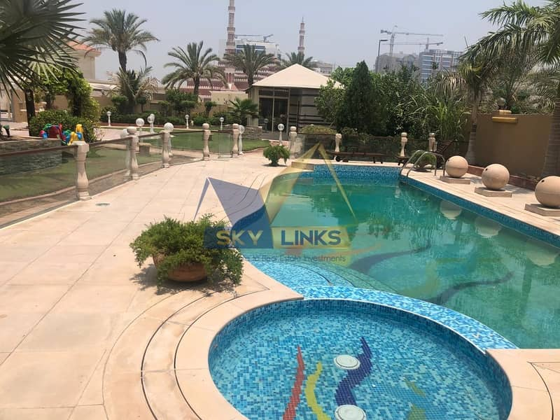 2 Fully Furnished | 5 BR Villa FOR RENT