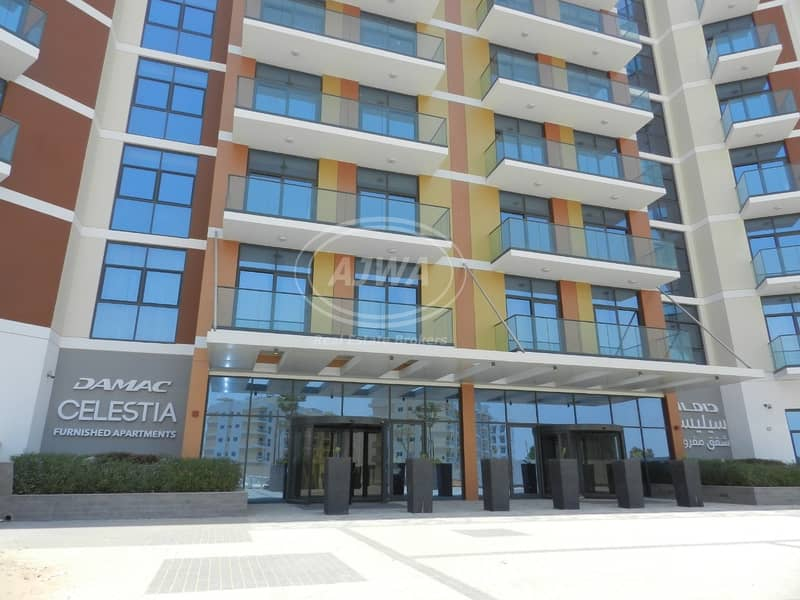 Amazing Offer on 2 BR Fully Furnished Apartment in Dubai South