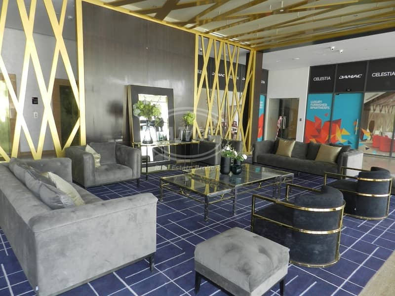 2 Amazing Offer on 2 BR Fully Furnished Apartment in Dubai South