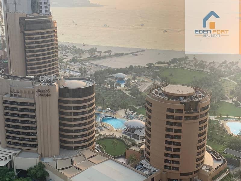 15 Beautiful 1BHK in Marina with Stunning Sea Views