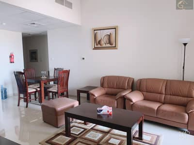 1 Bedroom Apartment for Rent in Dubai Sports City, Dubai - Semi Close Kitchen Fully Furnished 1 Bed In Elite 8