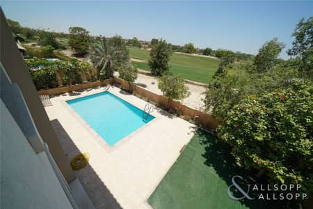 5 Bedroom Villa for Sale in Jumeirah Golf Estate, Dubai - Golf-Course + Lake Views | Sonoma Villa