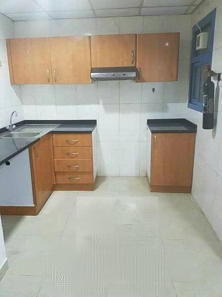 one bedroom hall for sale in Nuaimiya towers empty