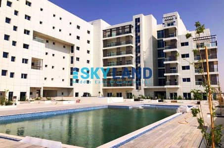 1 Bedroom Flat for Sale in Masdar City, Abu Dhabi - Brand New! Fully Furnished 1BR in Leonardo