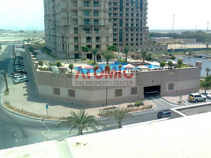 2 *THE VIEW* Large 2BHK +Study+3 Balcony for RENT