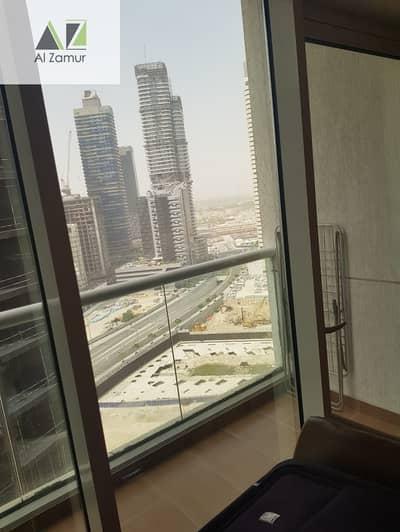 Studio for Rent in Downtown Dubai, Dubai - BIG Studio Apartment in Burj Nujoom