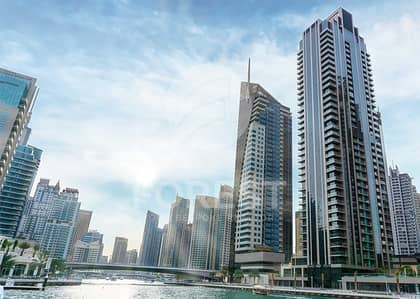 Brand New Penthouse with Marina and Skyline View