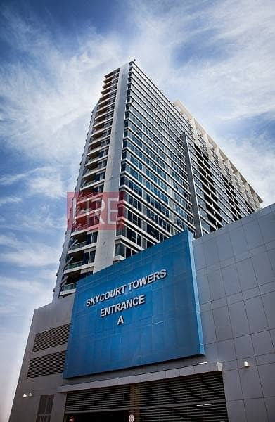 Excellent 2 BR with Great ROI for Sale at Skycourt