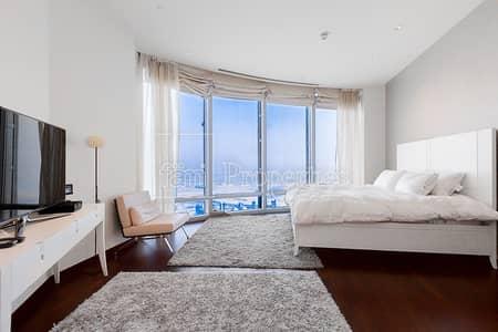 Vacant, Spacious 4BHK Penthouse, very high Floor