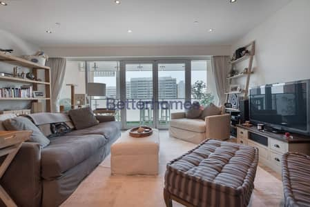 2 Bedroom Flat for Sale in Al Raha Beach, Abu Dhabi - Price to sell Canal and Partial Sea view Al Sana 1