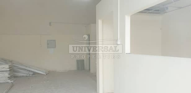 Warehouse for Rent in China Mall, Ajman - 900 Sqft Shed With Office Available Behind China Mall Ajman Electricity Connected in Shed