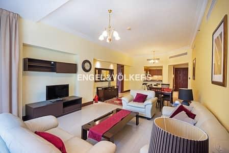 شقة 2 غرفة نوم للبيع في نخلة جميرا، دبي - New I Move In Tomorrow I Quiet Park View