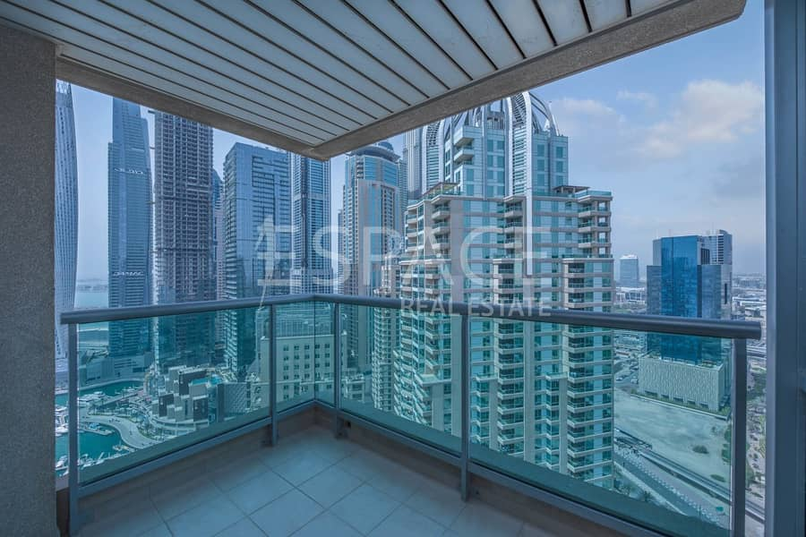 10 Great Facilities and Location | Direct Access to Marina Walk