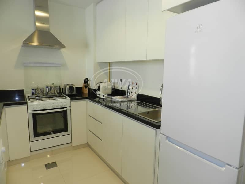 14 2 BR Fully Furnished Apartment in Dubai South