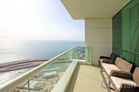 2 Bedroom Apartment for Sale in Jumeirah Beach Residence (JBR), Dubai - Private Beach Access | Sea View | 2 Beds