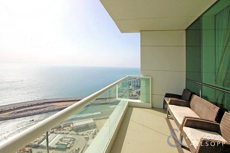 Private Beach Access   Sea View   2 Beds
