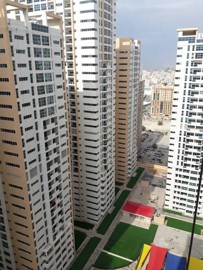 فلیٹ 2 غرفة نوم للبيع في الصوان، عجمان - شقة في أبراج عجمان ون الصوان 2 غرف 640000 درهم - 4204667