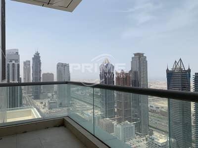 شقة 2 غرفة نوم للبيع في الخليج التجاري، دبي - Very Nice 2Bedroom Apt on High Floor Vacant