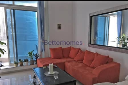 Fully Furnished | Balcony | Marina View