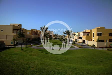 4 Bedroom Townhouse for Sale in Al Raha Gardens, Abu Dhabi - Type S 4Bedroom townhouse in Tharwaniyah