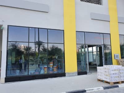 Shop for Rent in Jumeirah Village Circle (JVC), Dubai - Prime location Retail space in Brand New Building JVC