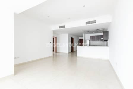 فلیٹ 2 غرفة نوم للايجار في دبي مارينا، دبي - High Floor| Bright and Spacious Layout