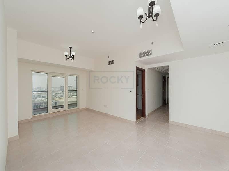 2 Incredible 2 B/R with Balcony | Building Facilities | Al Nahda 1