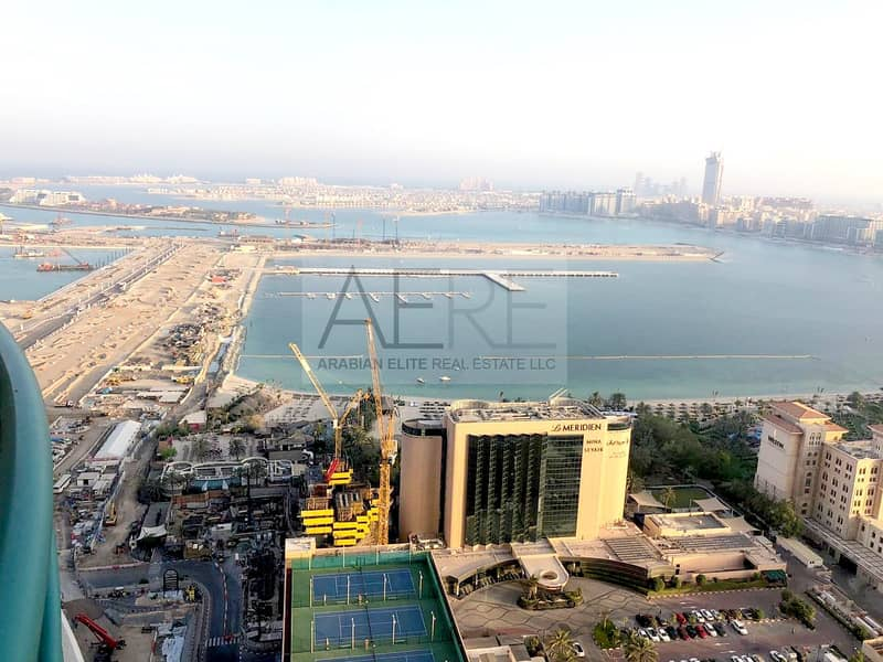 11 Fully-furnished 3 Bed On Higher floor w/ Sea View