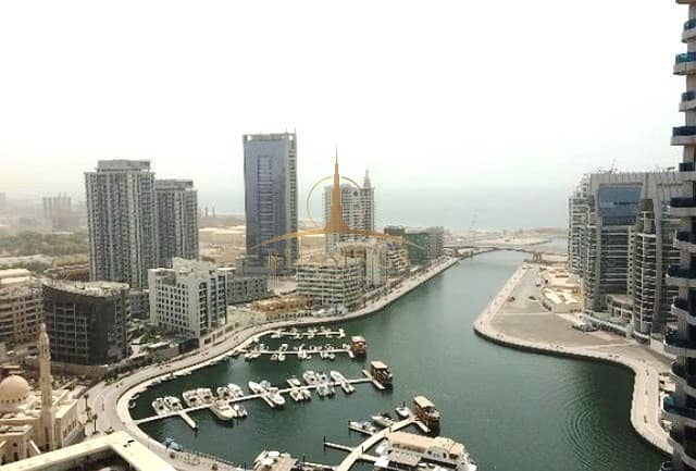2 Bedrooms with Marina View