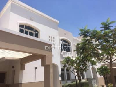 فیلا 3 غرفة نوم للايجار في الغدیر، أبوظبي - Vacant 3BR Villa with Maids Room in Al Ghadeer