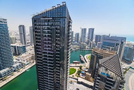 Marina and Lake View | High Floor 2 Beds