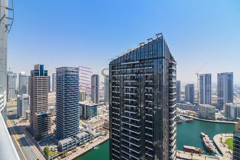 2 Marina and Lake View | High Floor 2 Beds