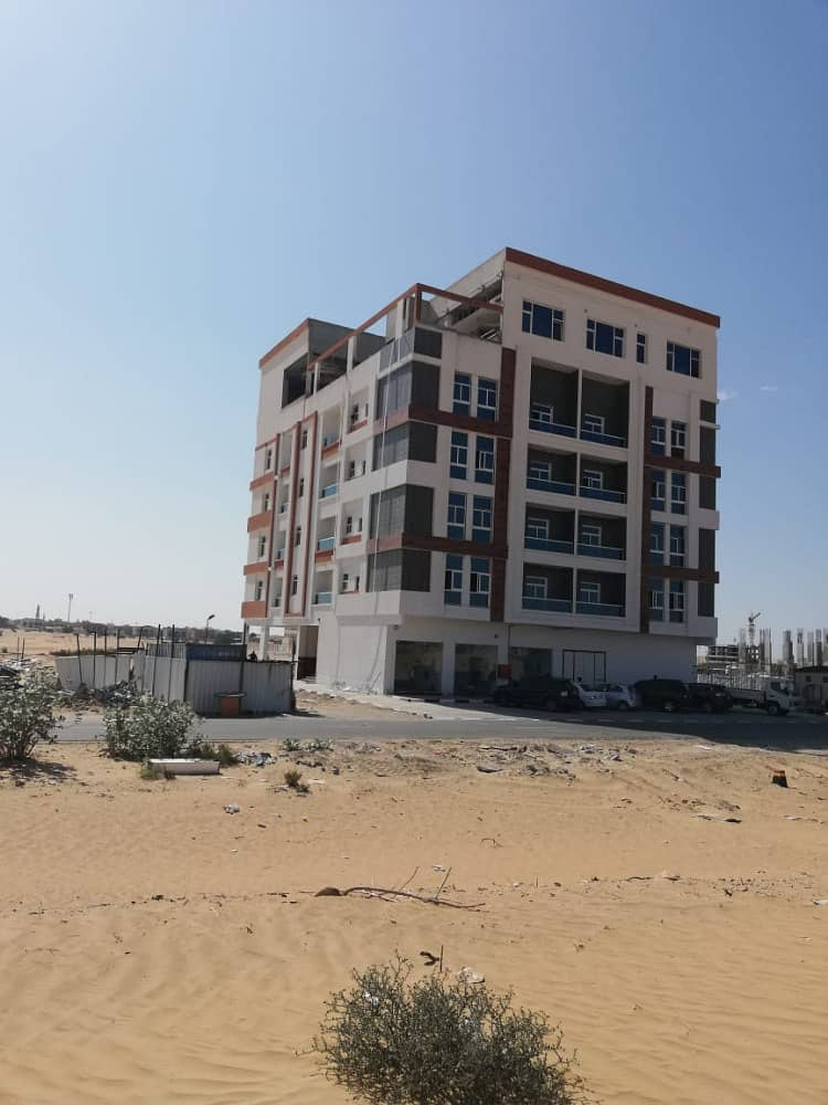 VERY GOOD CHANCE FOR INVESTMENT NEW BUILDING IN AL JURF