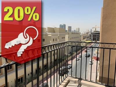 شقة 1 غرفة نوم للبيع في دائرة قرية جميرا JVC، دبي - شقة في ماي رزدنس دائرة قرية جميرا JVC 1 غرف 720000 درهم - 4197810
