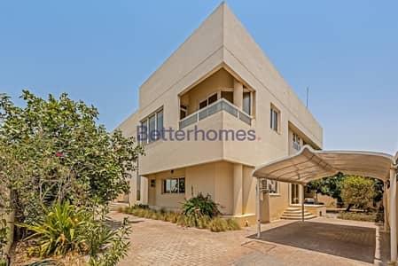 4 Bedroom Villa for Rent in Umm Suqeim, Dubai - Private Villa with garden and maids in Umm Suqeim