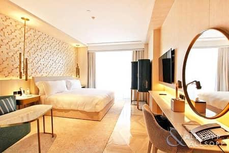 فلیٹ 1 غرفة نوم للبيع في نخلة جميرا، دبي - EXCLUSIVE Hands Off Investment Hotel Room