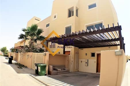 4 Bedroom Townhouse for Rent in Al Raha Gardens, Abu Dhabi - Type S  ! 4+M Townhouse with Garden And Terrace