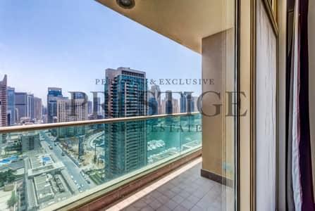 شقة 3 غرفة نوم للايجار في دبي مارينا، دبي - Marina View | 3 Bedroom | Fully Upgraded