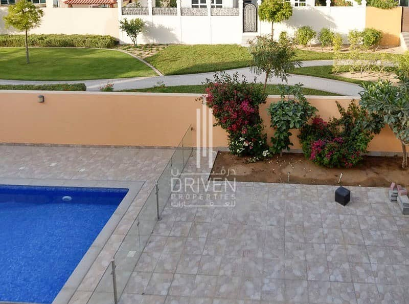 Amazing 5 Bed Villa | 5 Yrs Payment Plan