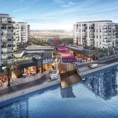 1 Bedroom Apartment for Sale in Yas Island, Abu Dhabi - OFF PLAN 1 BHK | Waters Edge Yas Island