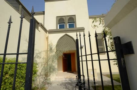 3 Bedroom Villa for Rent in Jumeirah Park, Dubai - Exclusive -3 bed large in District 6 with big plot