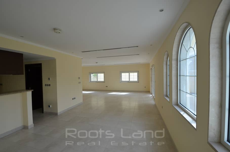 2 Exclusive -3 bed large in District 6 with big plot