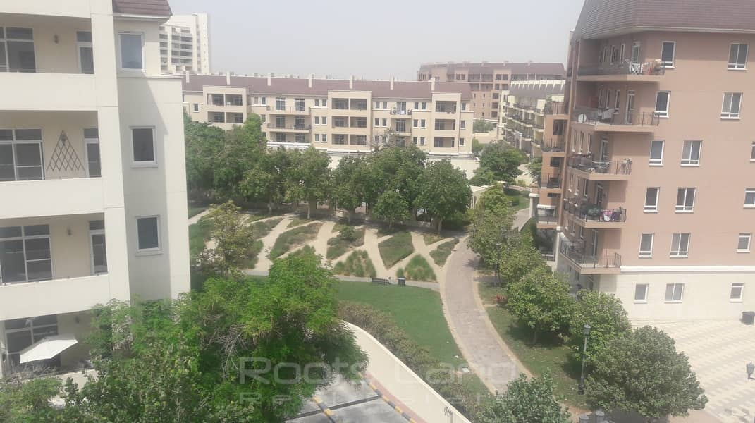 2 Large 1BR with Community View in Sherlock House 1