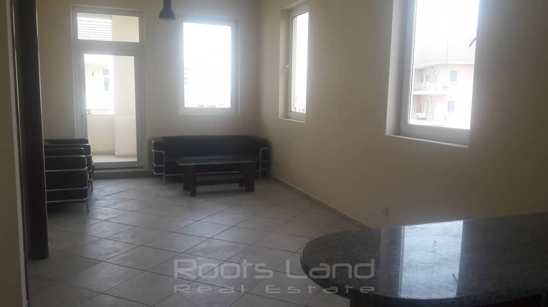 14 Large 1BR with Community View in Sherlock House 1